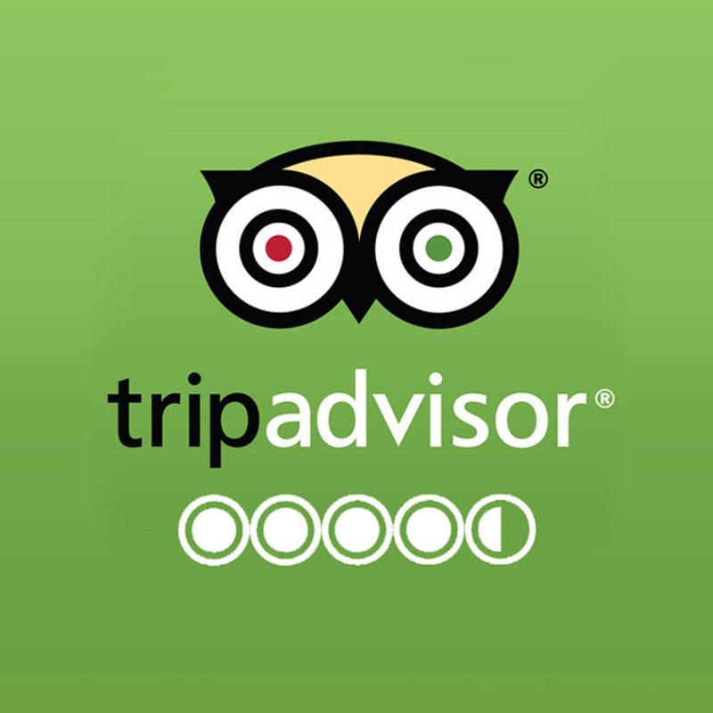Consigliato da Trip Advisor