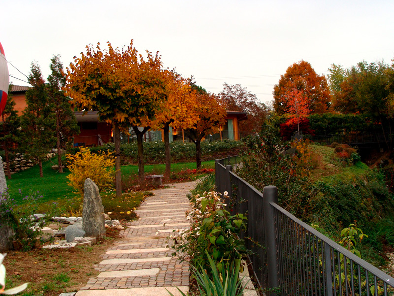 location matrimonio in autunno brianza